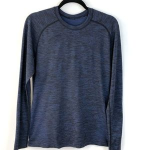 Lululemon Men's Long Sleeve Crew Tee EUC S